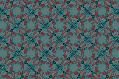 Repeating Patterns 3 Poster