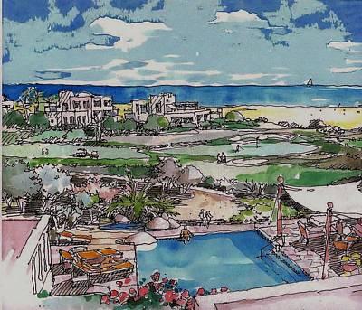 Resort Poster