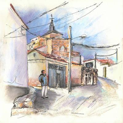 Ribera Del Duero In Spain 12 Poster by Miki De Goodaboom