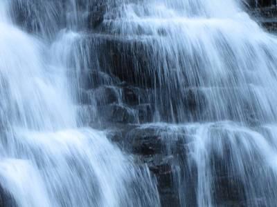Ricketts Glen Waterfall 3943 Poster by David Dehner