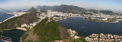 Rio De Janeiro Poster by Andrei Fried