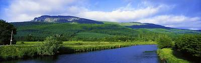 River Roe, Binevenagh, Co Derry Poster