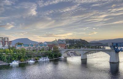 Riverfront View Poster