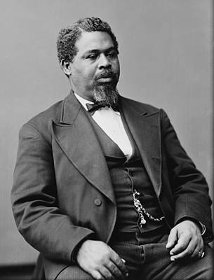Robert Smalls 1839-1915, Achieved Fame Poster