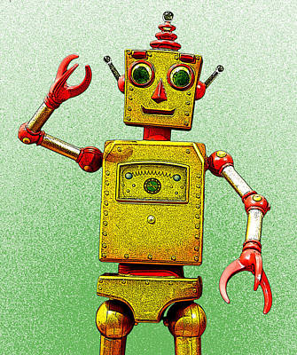 Robot Nova Poster