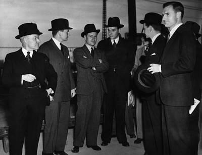 Rockefeller Family. From Left Poster