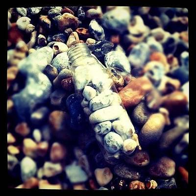 Rocks In A Bottle Poster