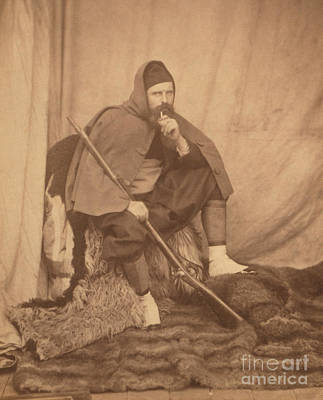 Roger Fenton, English Photographer Poster