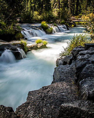 Poster featuring the photograph Rogue River - 2 by Randy Wood