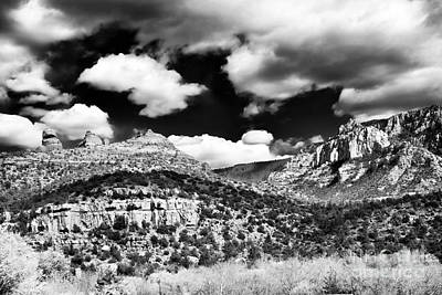 Rolling In Sedona Poster