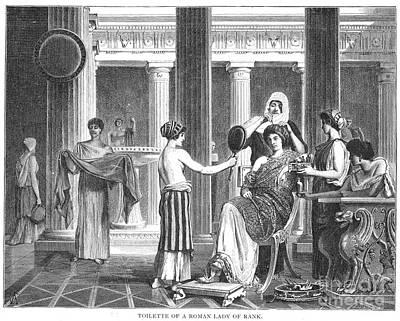 Roman Slaves & Patrician Poster by Granger