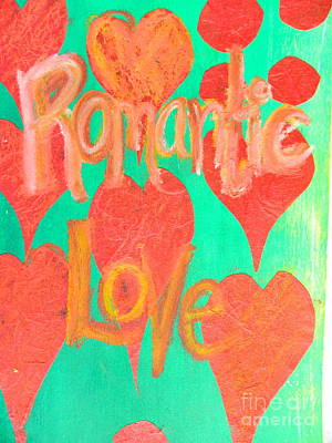 Romantic Love Poster