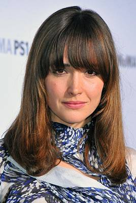 Rose Byrne At Arrivals For Volkswagen Poster by Everett
