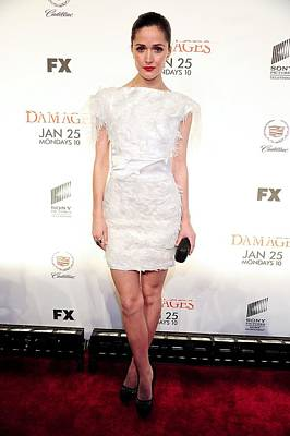 Rose Byrne Wearing A Hakan Dress, Miu Poster