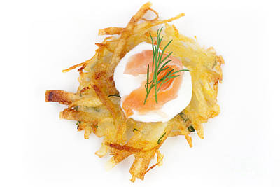 Rosti Isolated Poster