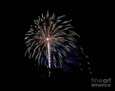 Rvr Fireworks 115 Poster