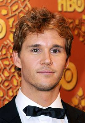Ryan Kwanten At The After-party For Hbo Poster