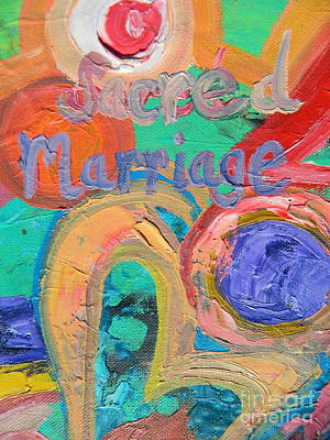 Sacred Marriage Poster
