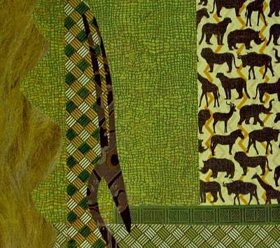 Safari Poster by David Raderstorf