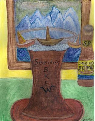 Sail A Head  Poster