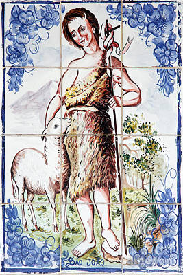 Saint John Poster