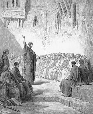 Saint Paul (d.67 A.d.) Poster by Granger