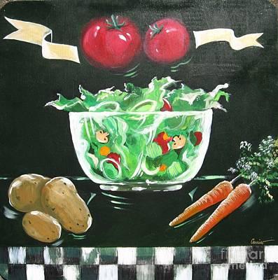 Salad Bowl Poster