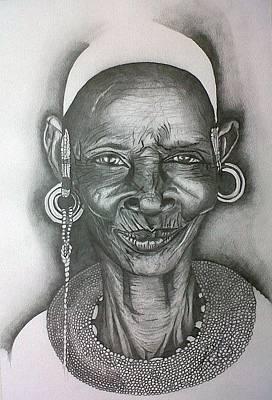 Samburu Tribe I. Poster