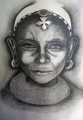 Samburu Tribe II. Poster