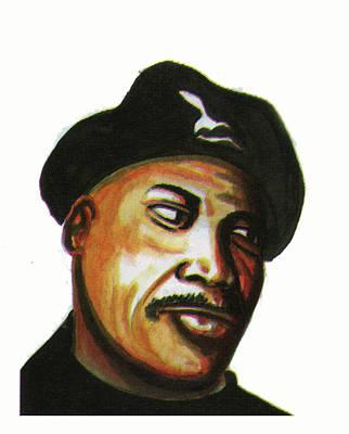 Samuel L Jackson Poster by Emmanuel Baliyanga