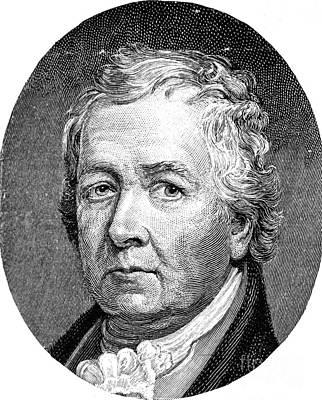 Samuel Latham Mitchill, American Poster
