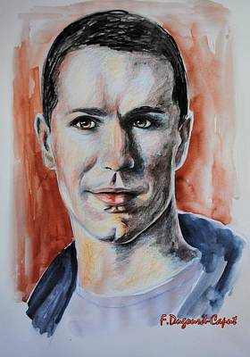 Samuel Witwer Poster by Francoise Dugourd-Caput
