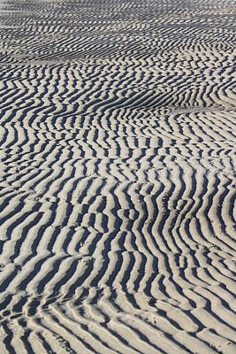 Sand Art Work Poster