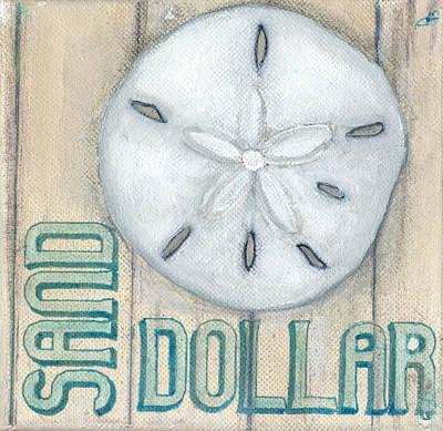 Sand Dollar Poster