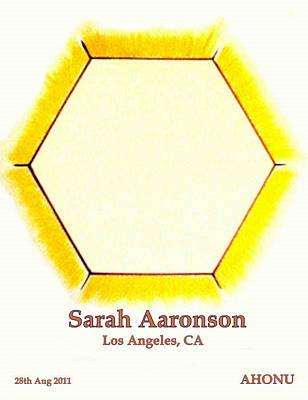 Sarah Aaronson Poster