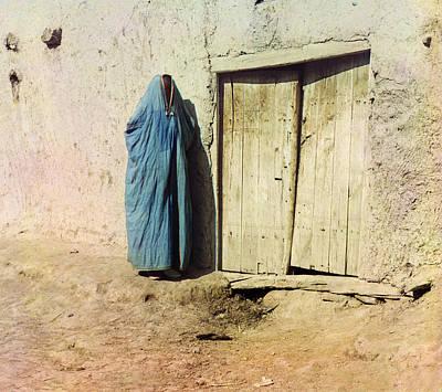 Sart Woman, Original Title Sartianka Poster by Everett