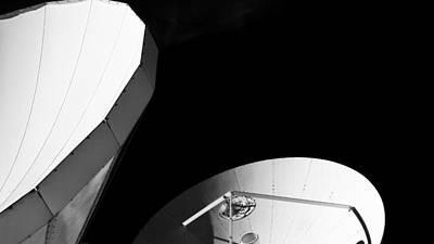 Satellites  Poster by Tom Bush IV