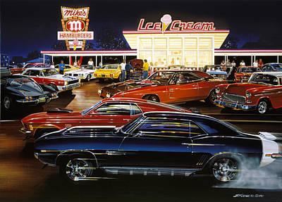 Saturday Night 1970 Poster