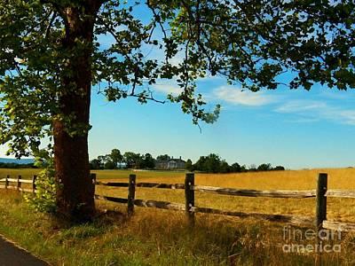 Scenic Belle Grove Plantation Poster