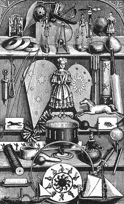 Science In The Nursery, Frontispiece Poster
