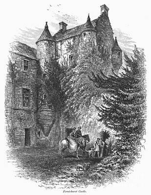 Scotland: Castle Poster