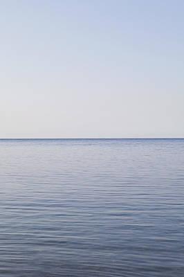 Sea And Horizon Poster