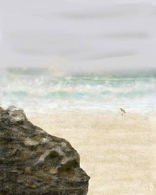 Sea Song Poster by Peri Craig