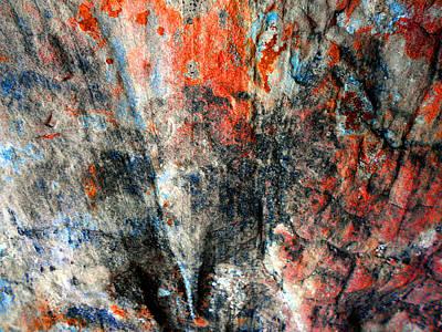 Sedona Red Rock Zen 72 Poster