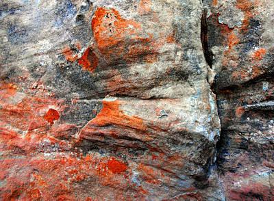 Sedona Red Rock Zen 73 Poster