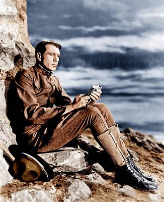 Sergeant York, Gary Cooper, 1941 Poster by Everett