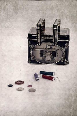 Sewing Box Poster by Joana Kruse