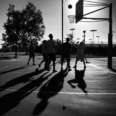 Shadow Shot Poster