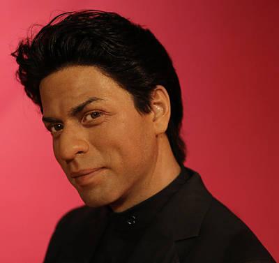 Shahrukh Khan - Shah Rukh Khan - Baadshah Of Bollywood - King Khan - The King Of Bollywood  Poster