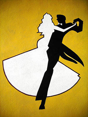 Shall We Dance ... Poster by Juergen Weiss